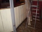 Metal construction for special drywall